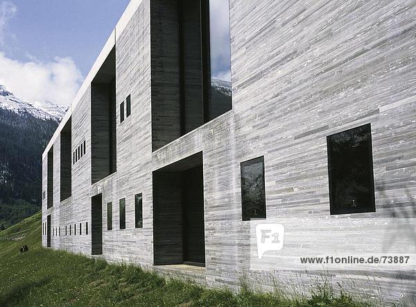 Fassade modern  Architekten, Architektur, Fassade, Fenster, Gebäude, Konstruktion ...
