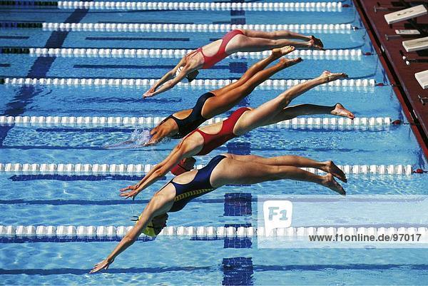 schwimmen spiel online