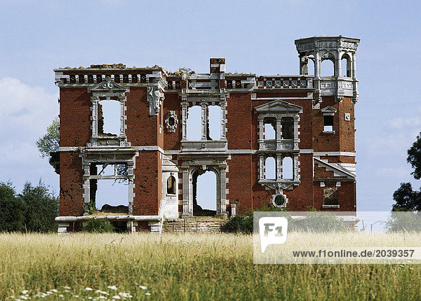 Fassade frontal  Architektur,Außenaufnahme,Bauwerk,Fassade,frontal,Gebäude ...