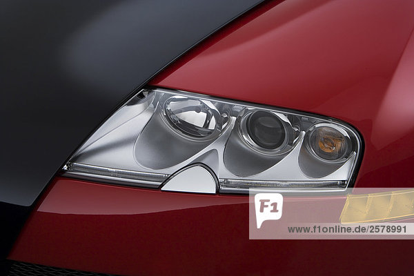 2006 bugatti veyron 16 4 in black headlight. Black Bedroom Furniture Sets. Home Design Ideas