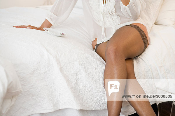 Foto Beine des Geschlechts