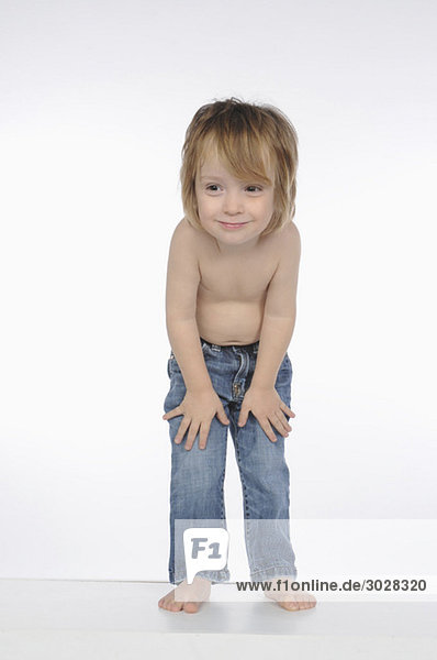 2 bis 3 Jahre,2-3 Jahre,Freier Oberkörper ,Junge - Person