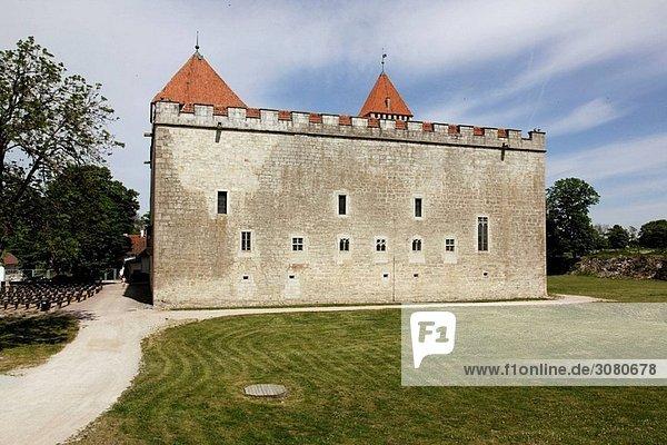 Baltikum,Burg,Die insel,Estland,Estonian,Europa