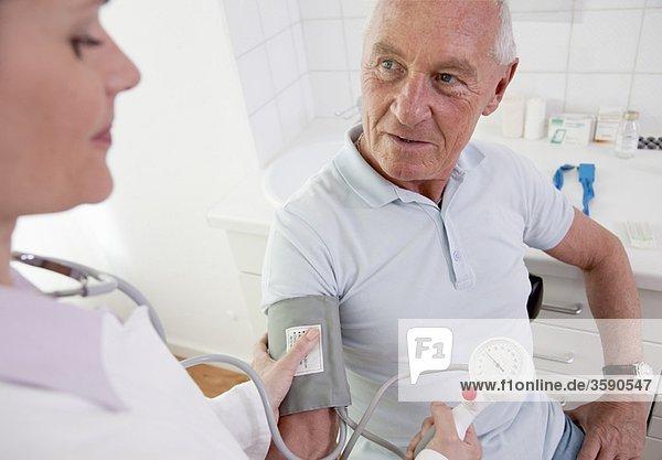 Низкое давление при гипертонии у пожилых