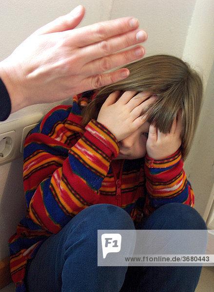 Kind Wird Geschlagen