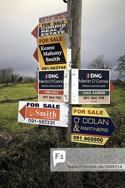 connemara county galway europa republik irland schilder immobilien zu verkaufen. Black Bedroom Furniture Sets. Home Design Ideas