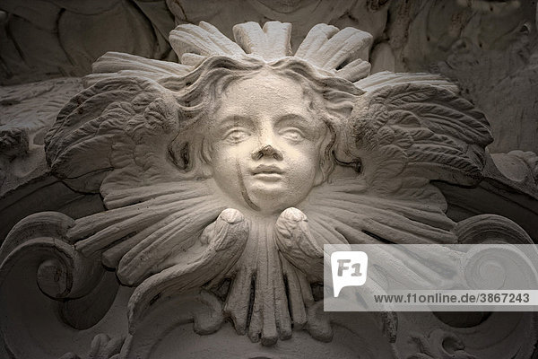 Barocke Baustil Brd Bundesrepublik Dekoration
