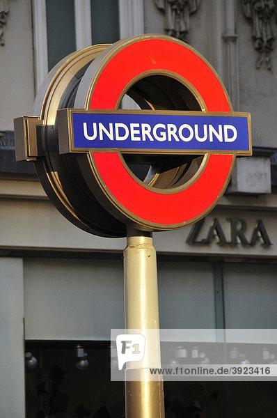 england europa knightsbridge london u bahn vereinigtes k nigreich schild underground. Black Bedroom Furniture Sets. Home Design Ideas