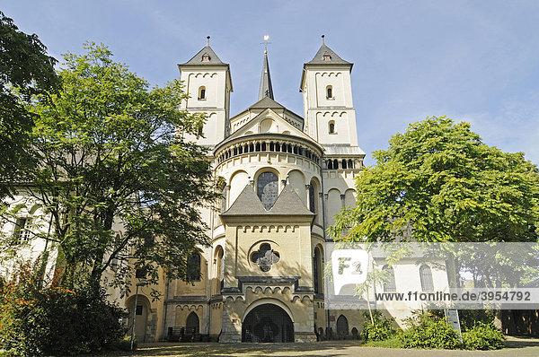 Abtei, Brauweiler, Deutschland, Europa, Kloster, Nordrhein