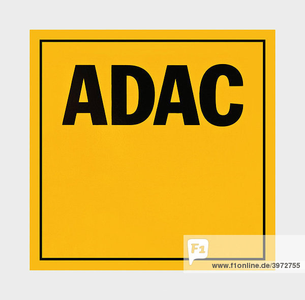 adac logo der allgemeine deutsche automobil club. Black Bedroom Furniture Sets. Home Design Ideas