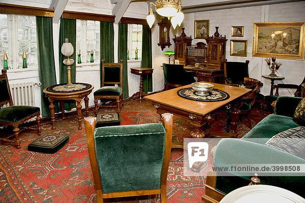 Wohnzimmer Nobel