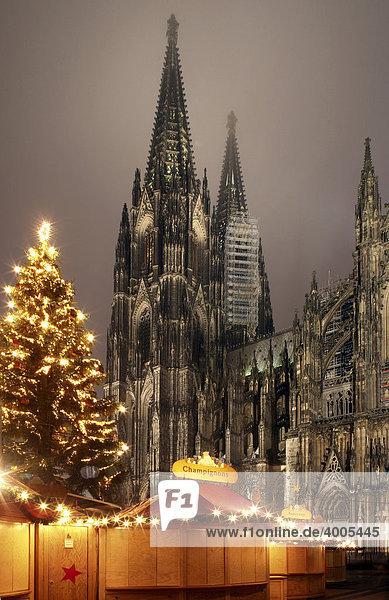 Weihnachtsbaum Köln