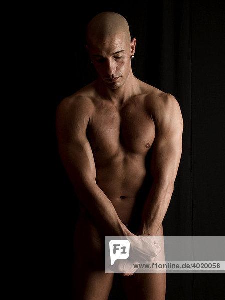 Nacktbild Mann