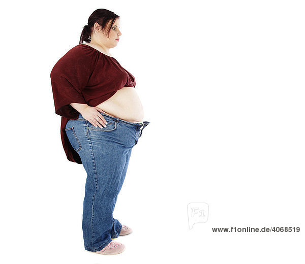 Dicke Bauch