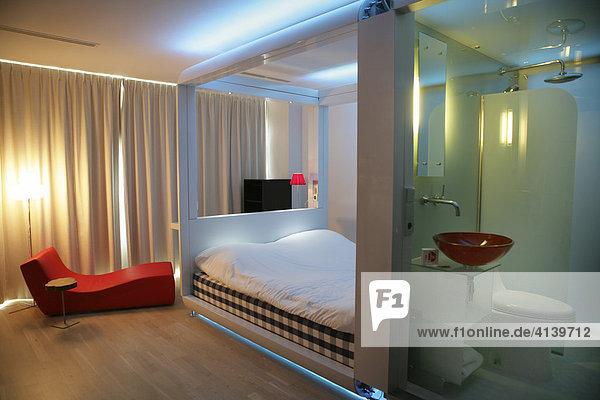 Amsterdam modernes niederlande stylisches designhotel for Designhotel niederlande