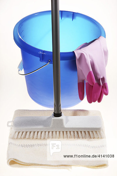 Schrubber wischeimer wischer zum boden putzen for Boden putzen
