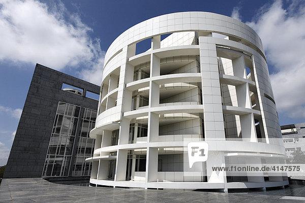 Architekt richard meier bankenviertel europa luxemburg - Architekt luxemburg ...