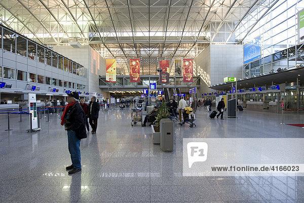Flughafen Frankfurt Last Minute Schalter