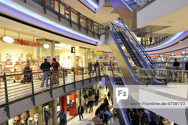 Baden w rttemberg deutschland europa stuttgart for Einkaufszentrum stuttgart