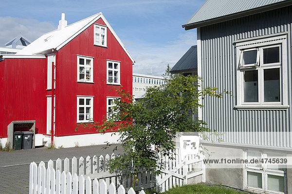 europa island nordeuropa private wohnh user reykjavik reykjav k skandinavien sland rotes. Black Bedroom Furniture Sets. Home Design Ideas