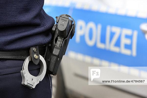 Polizei Holster P99