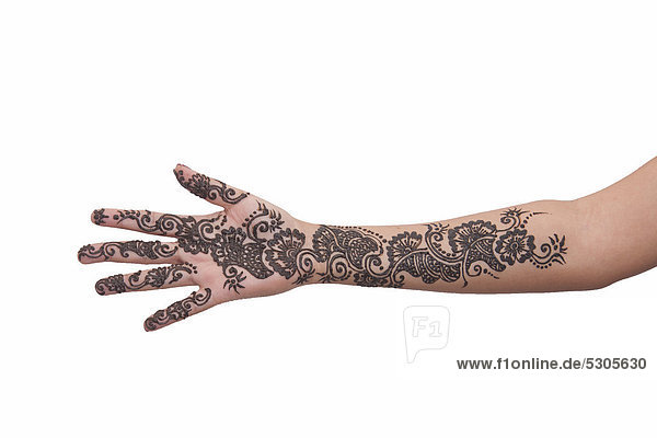 henna muster arm. Black Bedroom Furniture Sets. Home Design Ideas