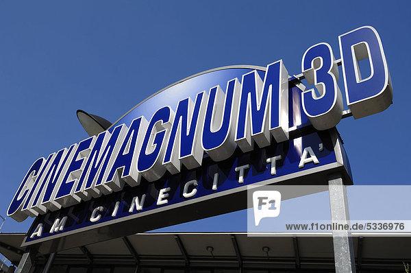 Cinemagnum 3d Kino
