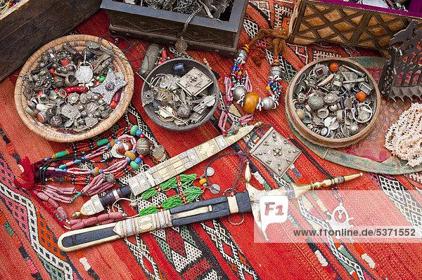 Afrika,Basar,Brotaufstrich,klein,Marokko,Messer,Schatz