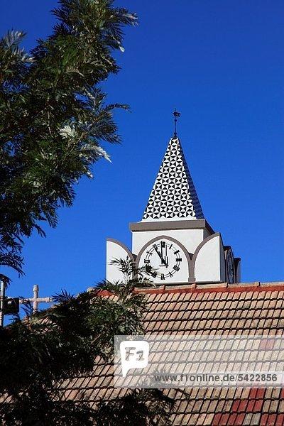 Dach ,Europa ,Kirche ,Dorf ,Portugal ,Rosario