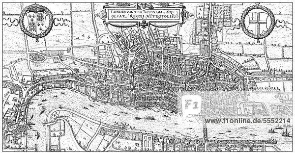 Historische zeichnung aus dem 19 jahrhundert stadtplan for Mobel 19 jahrhundert