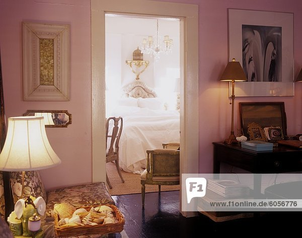 eingang schlafzimmer ansicht romantik. Black Bedroom Furniture Sets. Home Design Ideas