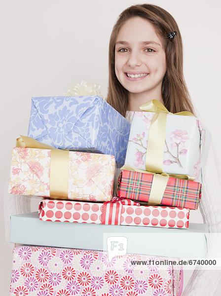 Мои подарки на др 12 лет девочке