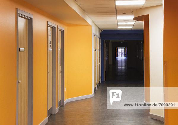 anstreichen, anstreichend , Flur, Flure , Korridore, streichend ...