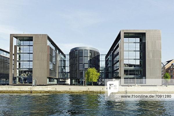 d nemark europa kopenhagen stadtteil christianshavn moderne architektur lizenzpflichtiges. Black Bedroom Furniture Sets. Home Design Ideas