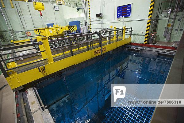 Atomkraftwerk Von Innen