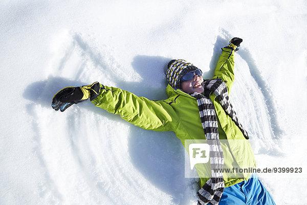 Mann,Produktion,Winkel,Schnee
