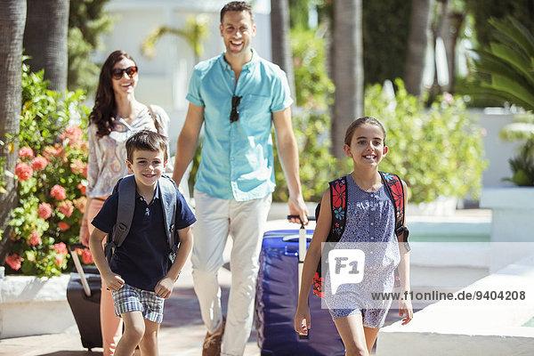 gehen,Tourist,Koffer,Urlaub