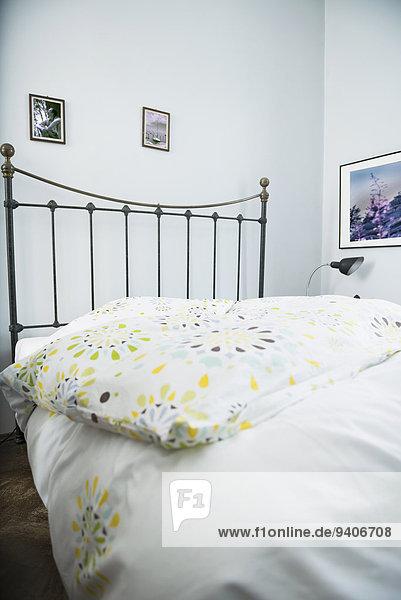 Schlafzimmer,Innenansicht