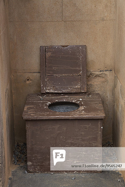 Außenaufnahme,Sitzmöbel,verlassen,freie Natur,Sitzplatz,Toilette