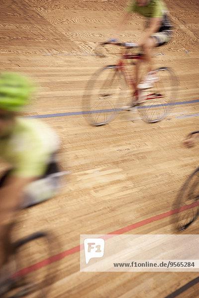 Spur,Wettrennen,Rennen,Bewegung,Fahrradfahrer,Bewegungsunschärfe