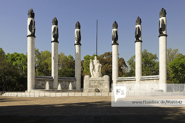 Mexico-Stadt,Hauptstadt,Held
