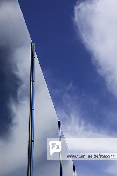 Glas,Himmel,Gebäude,Spiegelung