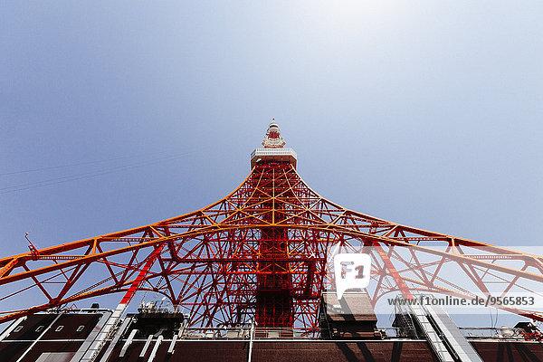 niedrig,durchsichtig,transparent,transparente,transparentes,Himmel,Tokyo,Hauptstadt,Ansicht,Flachwinkelansicht,Winkel