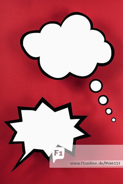 leer,Rede,Reden,Blase,Blasen,Hintergrund,rot