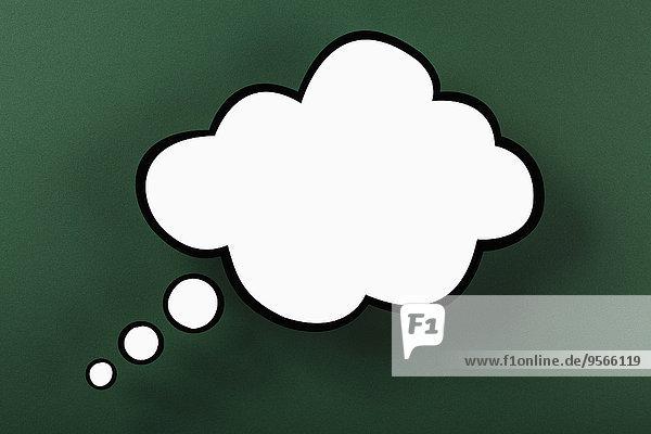 leer,denken,grün,Blase,Blasen,Hintergrund