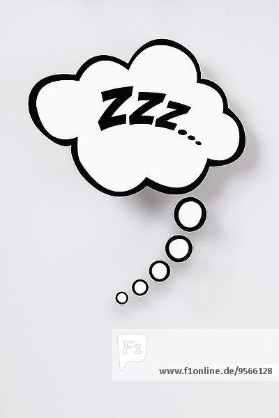 denken,grau,Zeichen,Blase,Blasen,Hintergrund,Signal,schnarchen