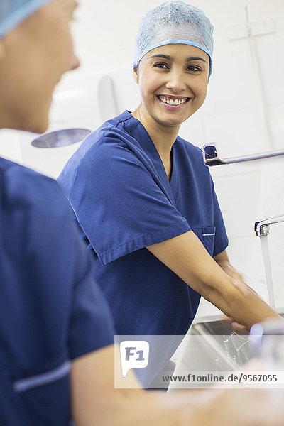 waschen,Krankenhaus,Chirurg,2