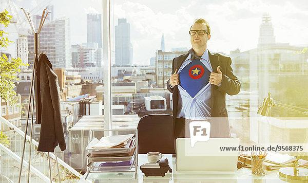 Geschäftsmann,Superheld,unterhalb,Kostüm - Faschingskostüm,Sinnlichkeit,Verkleidung