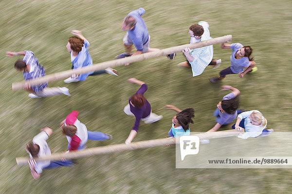 Teamwork,rennen