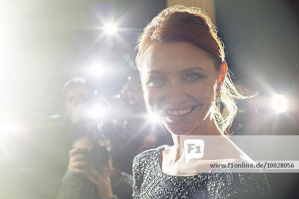 Portrait,Fest,festlich,lächeln,Wahrzeichen,Close-up,fotografieren,Paparazzo